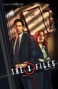 [X-Files: Case Files: Volume 1 (Product Image)]