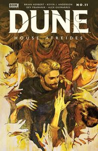 [Dune: House Atreides #11 (Cover A Cagle) (Product Image)]