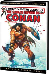 [The Savage Sword Of Conan: The Original Marvel Years: Omnibus: Volume 6 (DM Variant Hardcover) (Product Image)]