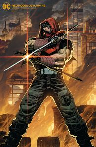 [Red Hood: Outlaw #42 (Variant Edition) (Product Image)]