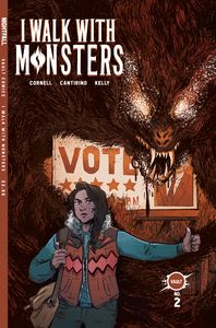 [I Walk With Monsters #2 (Cover A Cantirino) (Product Image)]