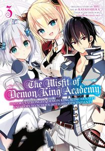 [Misfit Of Demon King Academy: Volume 3 (Product Image)]