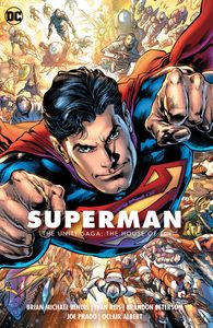 [Superman: Volume 2: The Unity Saga: The House Of El (Hardcover) (Product Image)]