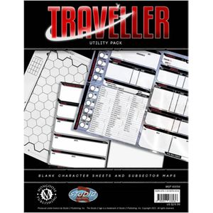 [Traveller: Utility Pack (Product Image)]