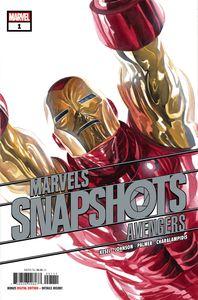 [Avengers: Marvels Snapshot #1 (Product Image)]