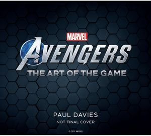 [Marvel: Avengers: Art Of The Game (Hardcover) (Product Image)]