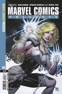 [Marvel Comics Presents #8 (2nd Printing Variant) (Product Image)]