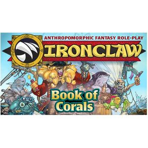 [Ironclaw: The Book Of Corals (Product Image)]
