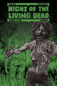 [Night Of The Living Dead: Aftermath #5 (Terror Variant) (Product Image)]
