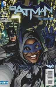 [Batman #34 (DCU Selfie Variant) (Product Image)]