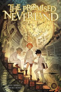 [The Promised Neverland: Volume 13 (Product Image)]