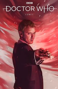 [Doctor Who: Missy #3 (Cover C Caranfa) (Product Image)]