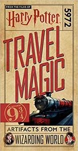 [Harry Potter: Travel Magic Platform 9 3/4: Artifacts (Hardcover) (Product Image)]