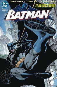 [DC Comics: Tin Cover Collection #1: Batman #608 (Product Image)]