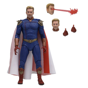 [The Boys: Ultimate Action Figure: Homelander (Product Image)]