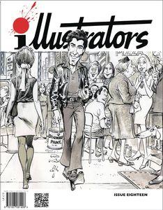 [Illustrators Magazine #18 (Product Image)]