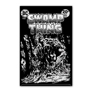 [DC: Magnet: Swamp Thing By Bernie Wrightson (Product Image)]
