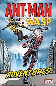 [Ant-Man & The Wasp Adventures: Digest (Product Image)]
