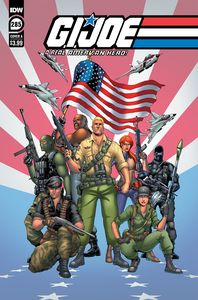 [G.I. Joe: A Real American Hero #285 (Cover A Griffith) (Product Image)]