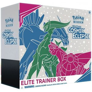 [Pokemon: Sun & Moon Elite Trainer Box: Cosmic Eclipse (Product Image)]