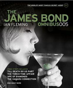 [James Bond: Omnibus: Volume 5 (Product Image)]
