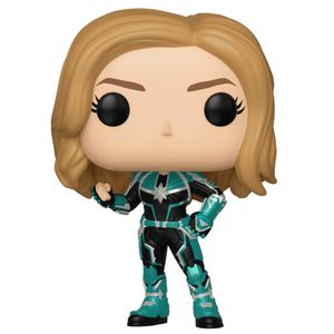 [Captain Marvel: Pop! Vinyl Bobblehead: Vers (Product Image)]