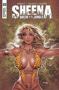 [Sheena #3 (Cover C Buchemi) (Product Image)]