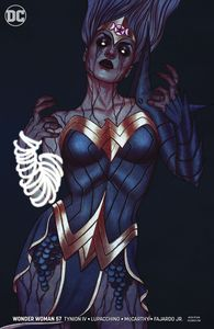 [Wonder Woman #57 (Variant Edition - Witching Hour) (Product Image)]