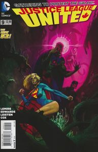 [Justice League: United #9 (Product Image)]