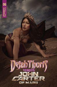 [Dejah Thoris Vs John Carter Of Mars #6 (Cover D Cosplay) (Product Image)]