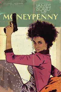 [James Bond: Moneypenny: One Shot (Product Image)]