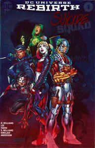 [Suicide Squad #1 (Foil Variant) (Product Image)]