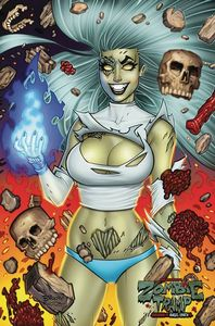 [Zombie Tramp: Ongoing #57 (Cover C Mckay Virgin Limited Edition) (Product Image)]