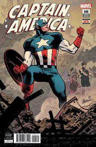 [Captain America #698 (2nd Printing Samnee Variant) (Product Image)]