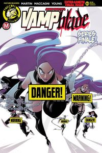 [Vampblade #50 (Of 50) (Cover B Maccagni Risque) (Product Image)]