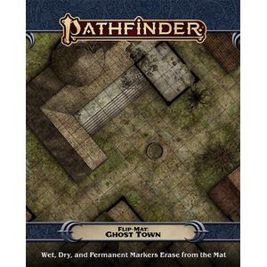 [Pathfinder: Flip-Mat: Ghost Towns (Product Image)]