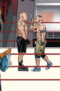 [WWE #18 (Schoonover Raw Connecting Variant) (Product Image)]