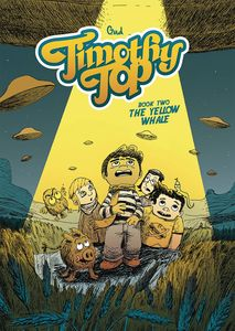 [Timothy Top: Book 2: Yellow Whale (Product Image)]
