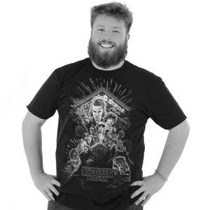 [Stranger Things: T-Shirt: Starcourt Showdown (Product Image)]