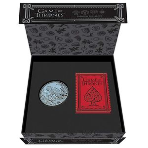[Game Of Thrones: Playing Cards: Premium Dealer Set (Product Image)]