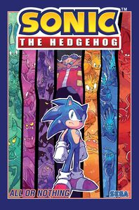 [Sonic The Hedgehog: Volume 7: All Or Nothing (Product Image)]