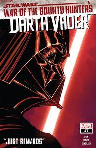 [Star Wars: Darth Vader #17 (War Of The Bounty Hunters) (Product Image)]
