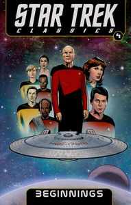 [Star Trek: Classics: Volume 4: Beginnings (Product Image)]