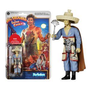 [Big Trouble In Little China: ReAction Figures: Rain (Product Image)]