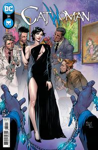 [Catwoman #31 (Cover A Robson Rocha) (Product Image)]