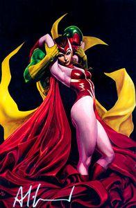 [Deadpool #13 (Adi Granov Marvels 25th Tribute Virgin Variant Signed Edition) (Product Image)]
