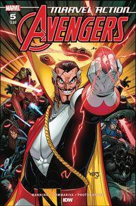 [Marvel Action: Avengers #5 (Sommariva) (Product Image)]