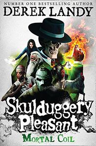 [Skulduggery Pleasant: Book 5: Mortal Coil (Product Image)]