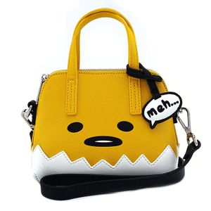 [Gudetama: Bag: Gudetama Big Face (Product Image)]