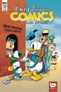 [Walt Disney: Comics & Stories #739 (Cover B Kelly) (Product Image)]